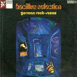 Various - Bacillus Selection - German Rock-Scene Musikalbum