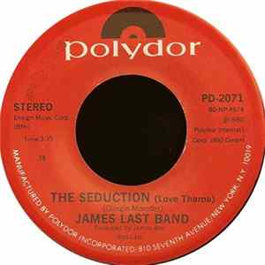 James Last Band - The Seduction (Love Theme) / Night Drive Musikalbum